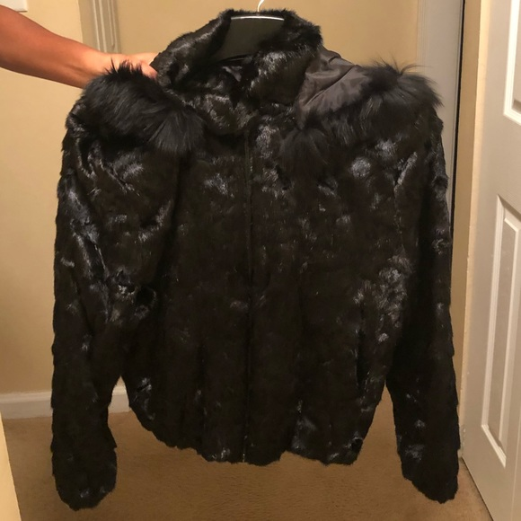 Jackets & Blazers - Slightly worn Mink Coat for SALE!!